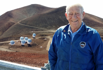 Steve on Mauna Kea Nov 2014